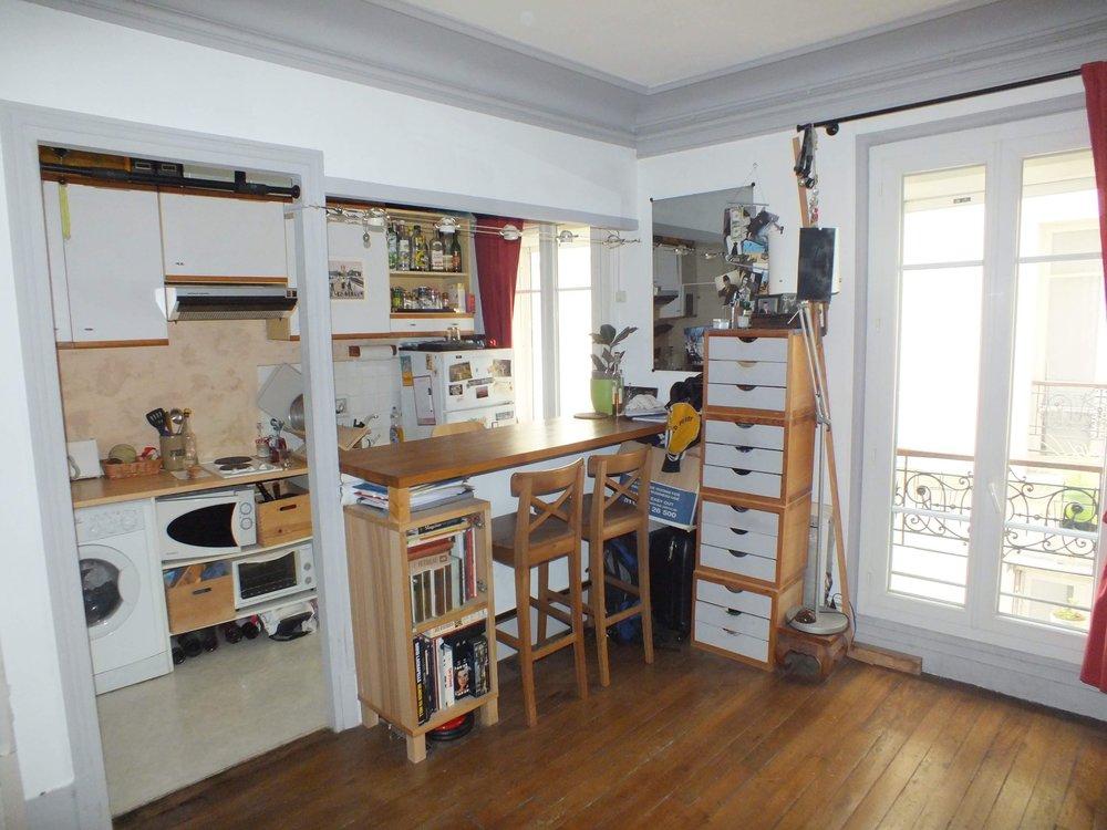 STUDIO GARDETTE   Paris 11 - 22m2 - 210 000€