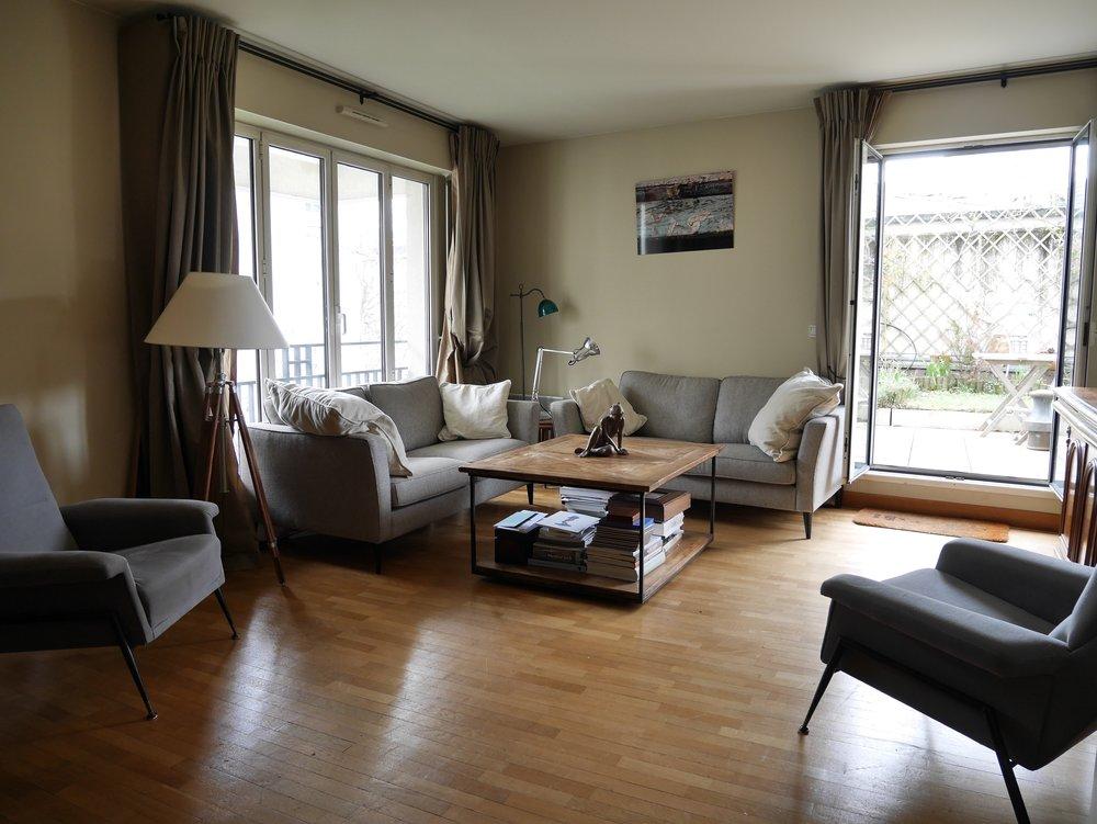 JARDIN D'ÉTÉ   Boulogne-Billancourt - 84m2 - 1 200 000€