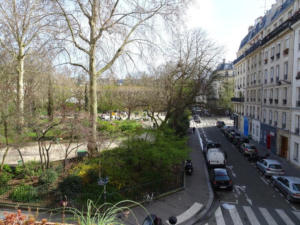 SUR LE SQUARE   Paris 11 - 29m2 - 304 500€