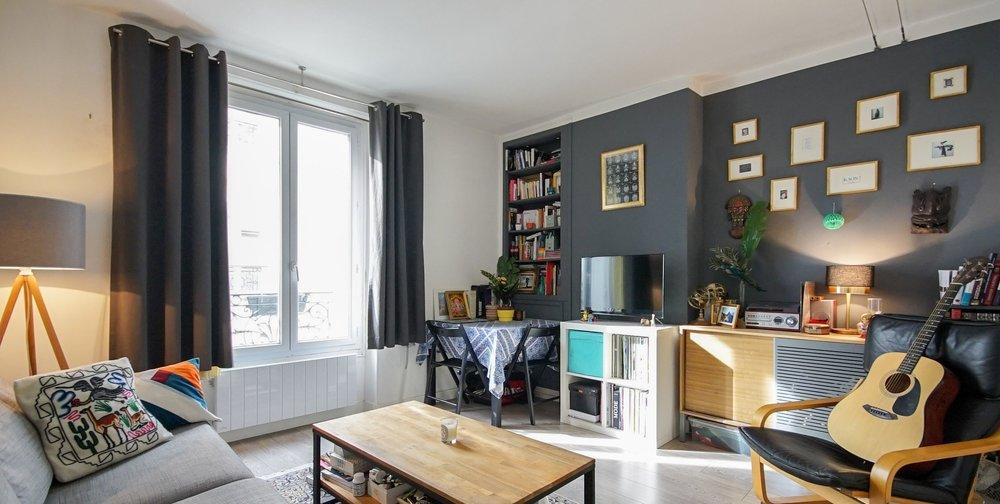 SAINTE-MARTHE   Paris 10 - 31m2 - 336 000€