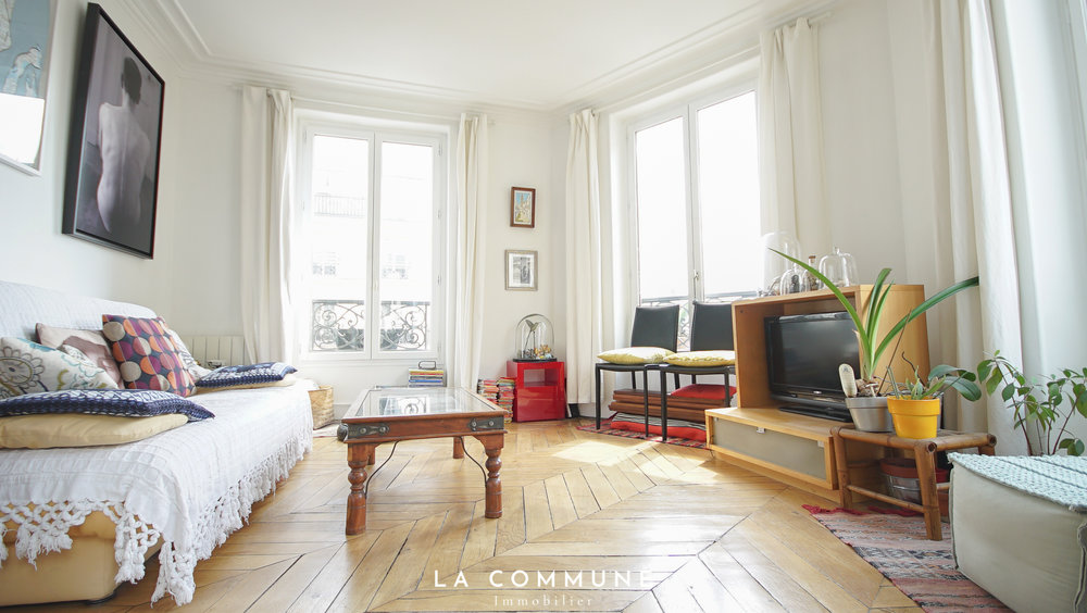 SAINT-QUENTIN   Paris 10 - 53m2 - 519 000€