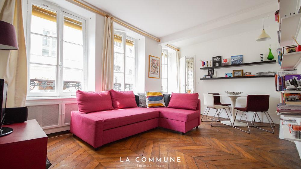 SAINT-GEORGES   Paris 9 - 45m2 - 567 000€
