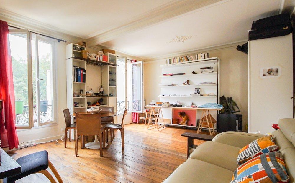 STUDIO BELLEVILLE   Paris 20 - 36m2 - 360 000€