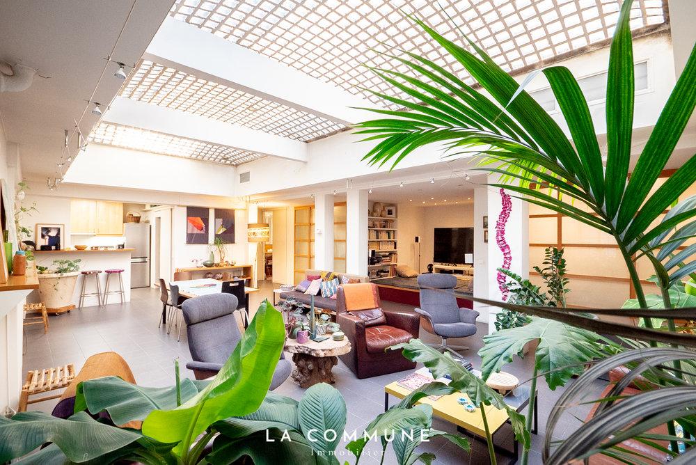 LOFT DU CANAL   Paris 11 - 207m2 -1 480 000€