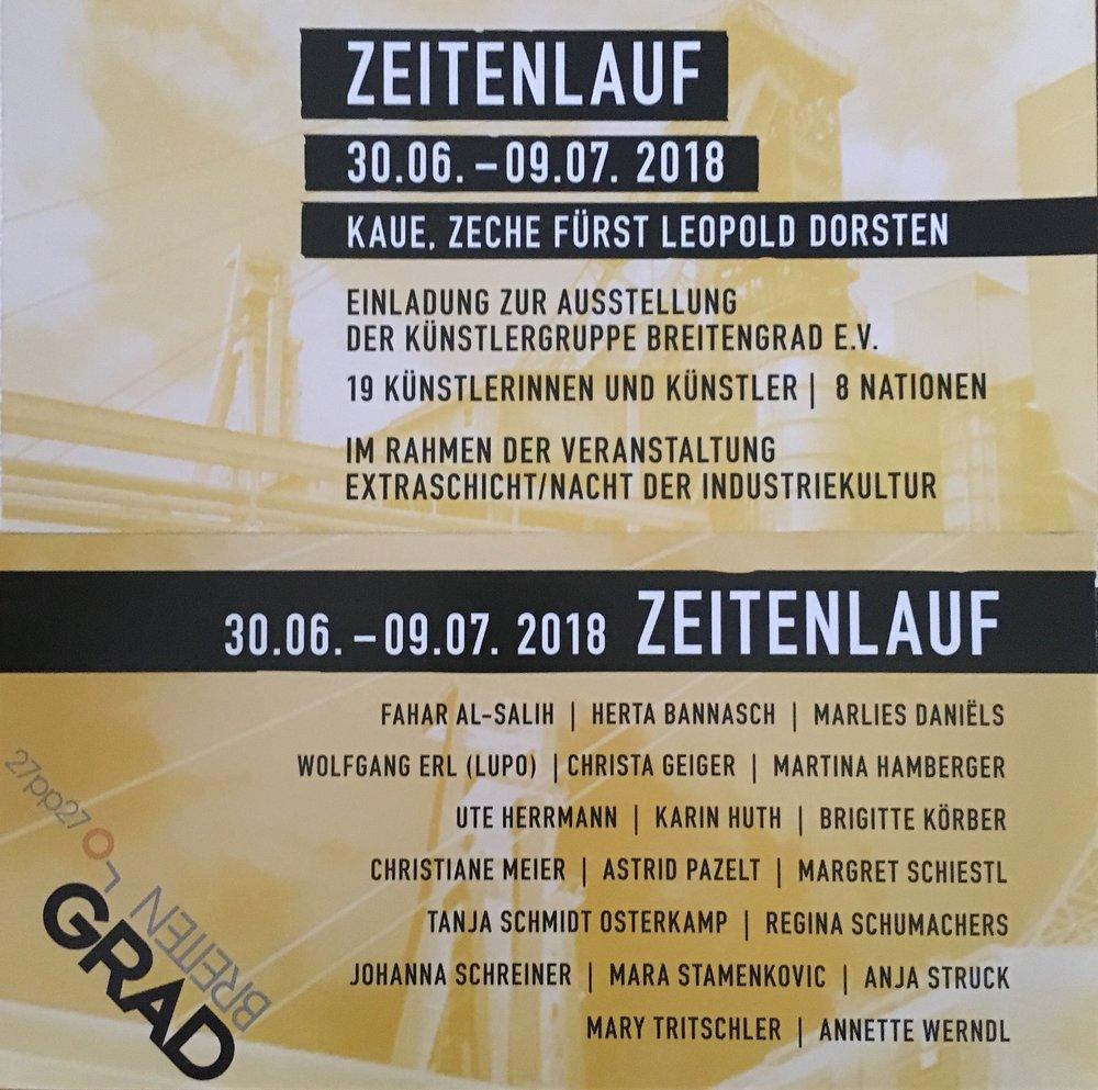 - Künstlergruppe Breitengrad Zeche Fürst Leopold in Dorsten