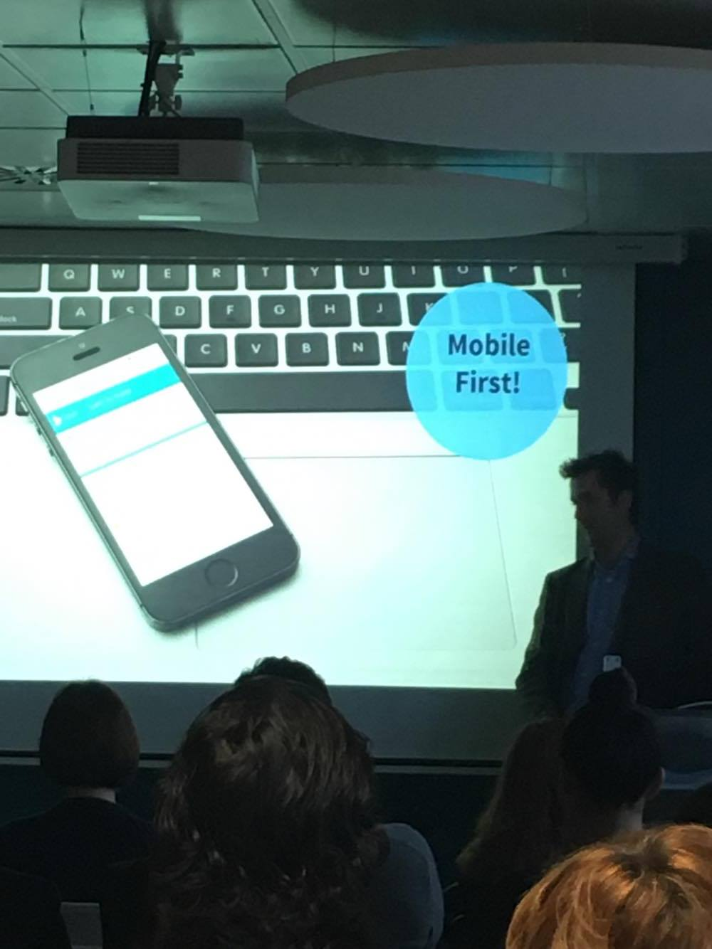 Mobile first during Skyscanner's first industry hotels event