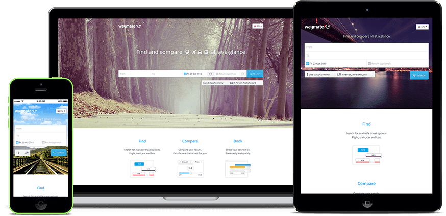 Travel APIs by Skyscanner offers multiple travel search options across devices