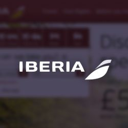 Iberia is a Skyscanner partner