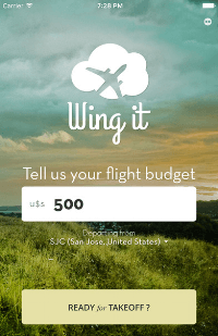 Wing it app