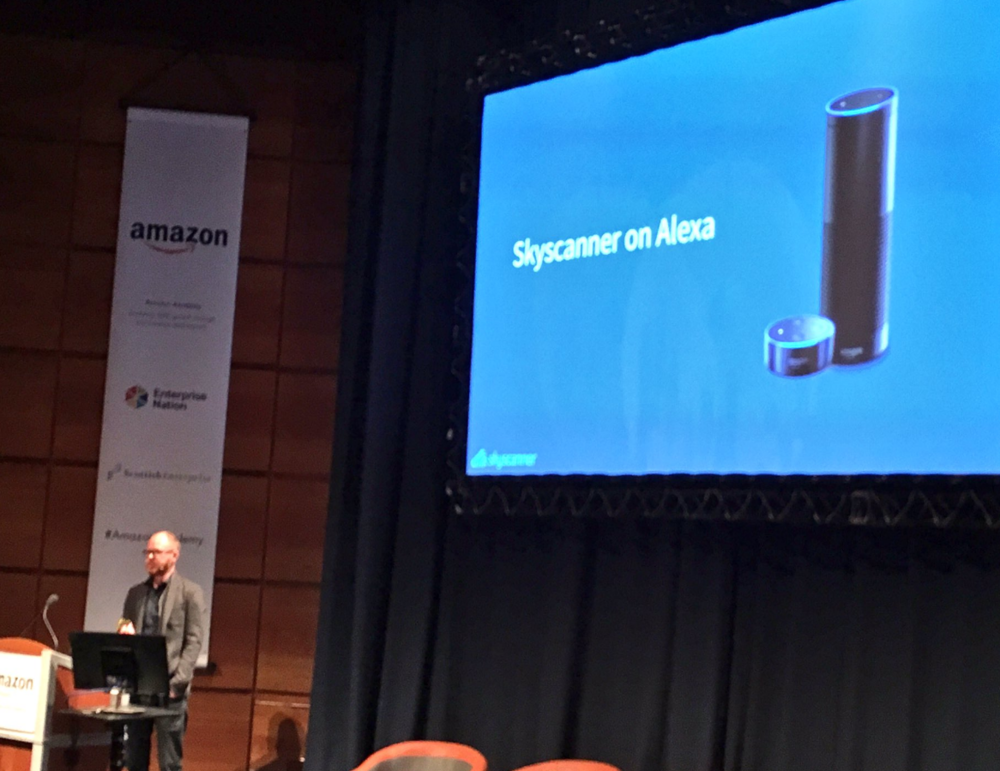 Skyscanner on Alexa Presentation
