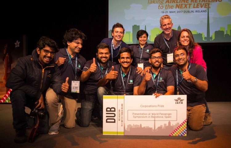 NDC Hackathon Corporations Prize Winners