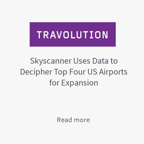 Skyscanner Uses Data to Decipher Top Four US Airports for Expansion - Travolution