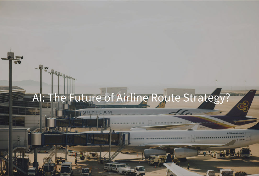 AI: the Future of Airline Route Strategy?