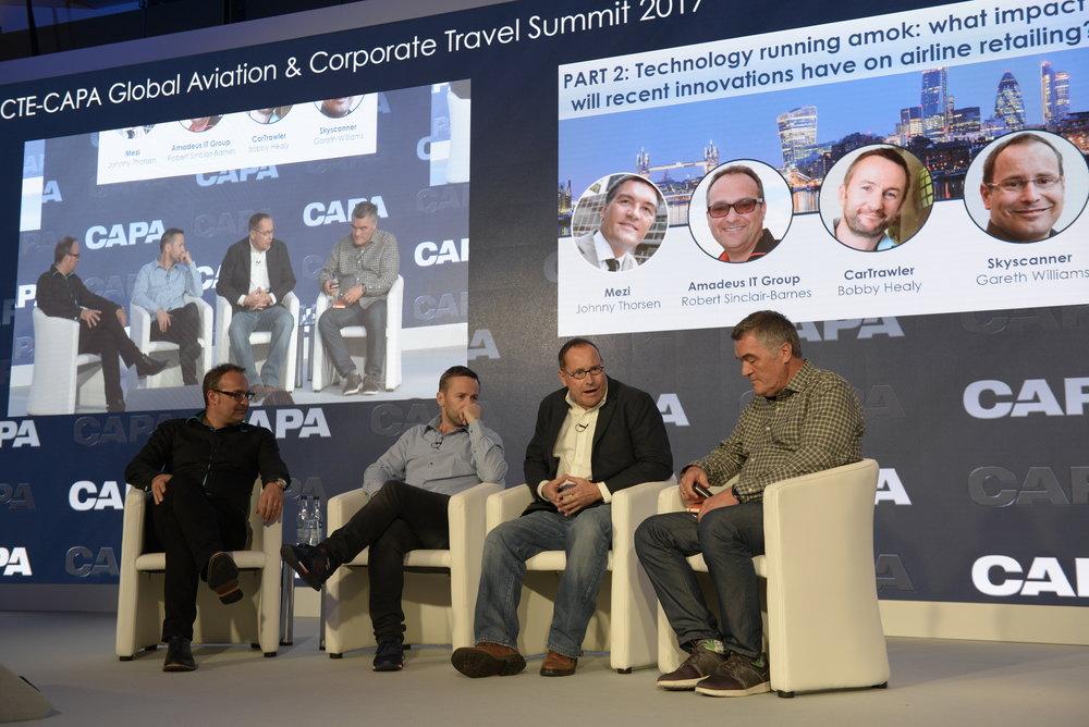 Gareth Williams Skyscanner CAPA Panel
