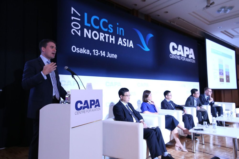 CAPA LCCs in North Asia, 11-12 June