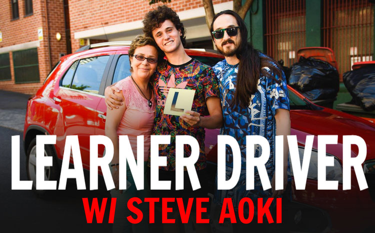 HOLDEN & CHANNEL [V] - LEARNER DRIVER - Put a new spin on a traditional interview format to ensure cut through. **ASTRA AWARD FINALIST**
