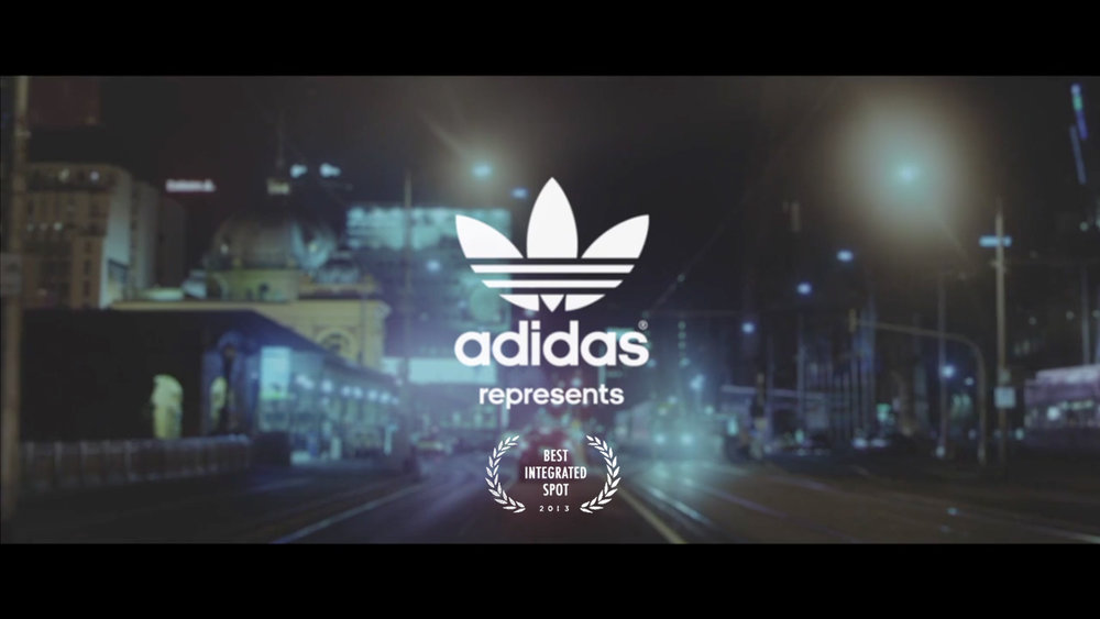 ADIDAS ORIGINALS & CHANNEL [V] - Created culturally relevant content, on a limited production budget. **PROMAX ANZ BDA AWARDS - BEST SPONSOR INTEGRATION**