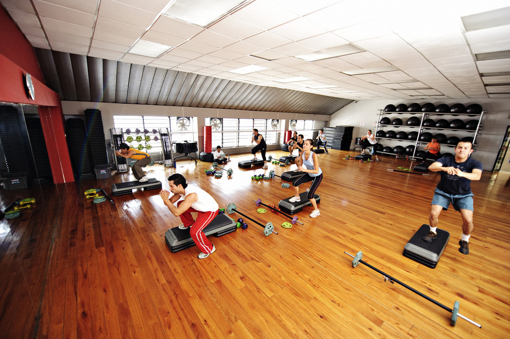 Fitness One San Cristóbal