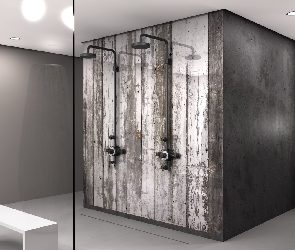 BITC showerpanel Antique White Iced Barn wood 01.jpg