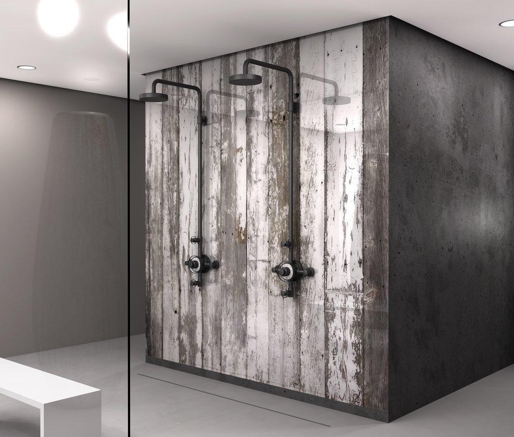 BITC showerpanel Antique White Iced Barn wood  .jpg