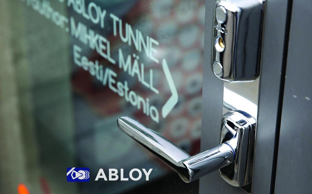 Abloy Tunne doorhandle