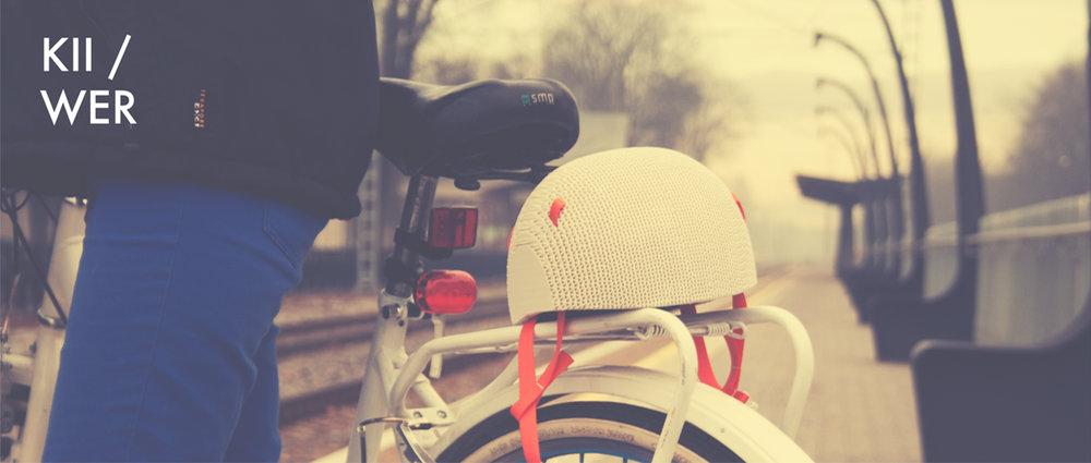 Bicycle helmet Kii-Wer