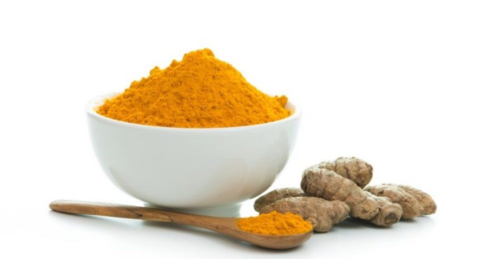 TURMERIC -  Although turmeric is great for the skin, it can wreak havoc on your scalp and  could,  potentially, make you go bald. Click  here  to find out why you should never apply turmeric to your hair and find out the best way to use it to promote hair growth!