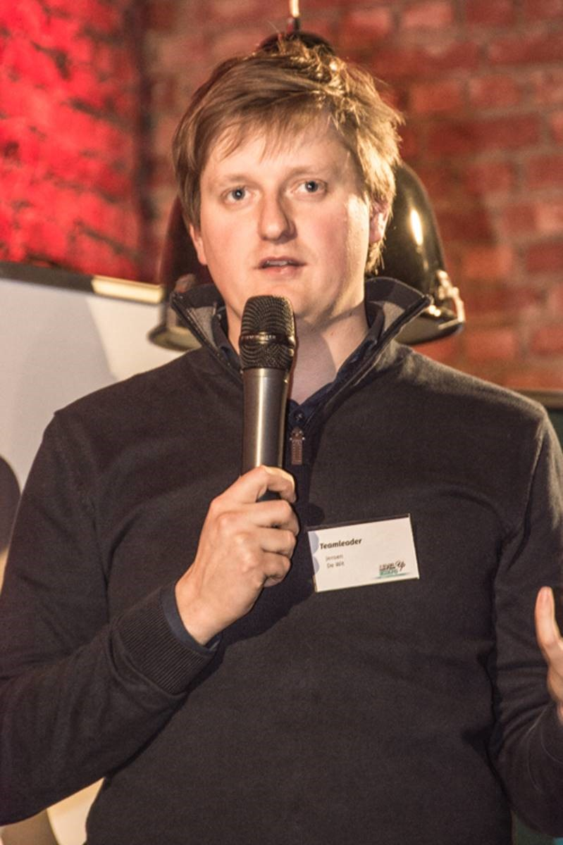Teamleader CEO Jeroen De Wit