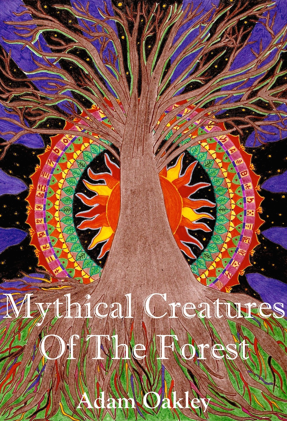 Mythical Creatures Book