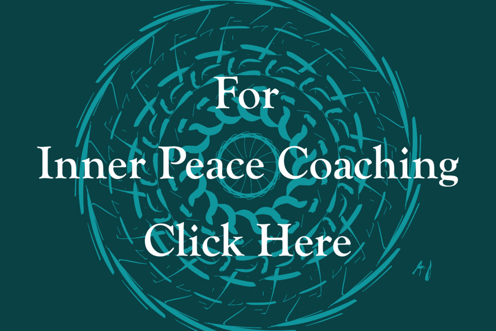 Inner Peace Coaching - private coaching for inner peace...
