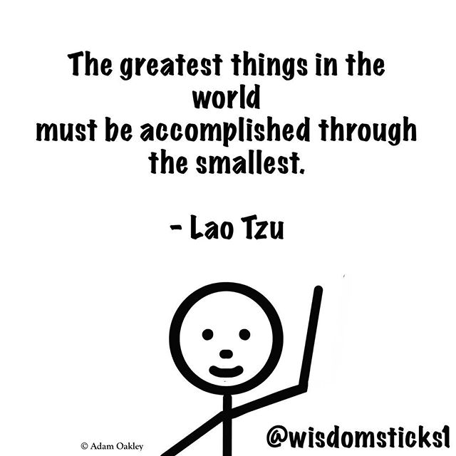 Small actions add up... . #laotzu #taoism #mindfulness #mindful #gratitude #abundance #loa #lawofattraction #lawofattractionquotes #daoism #meditation #vibratehigher #goodvibes #goidvibesonly #wisdom #quotestoliveby #quotesaboutlife #quoteoftheday #wisewords #zen #success #successquotes