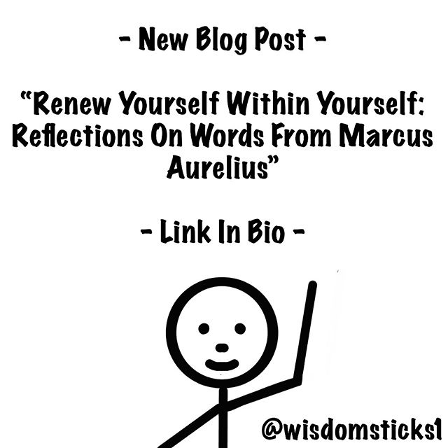 """People look for retreats for themselves, in the country, by the coast, or in the hills… . There is nowhere that a person can find a more peaceful and trouble-free retreat than in his own mind. . So constantly give yourself this retreat, and renew yourself."" . - Marcus Aurelius . More in the Wisdom Sticks bio… . #retreat #silence #mind #soul #blog #blogger #spirituality #innercalm #innerstrength #enlightenment #wisdom #quotes #quotestoliveby #quotesaboutlife #silentmind #consciousness #consiousnessshift #calmmind #bloggers"