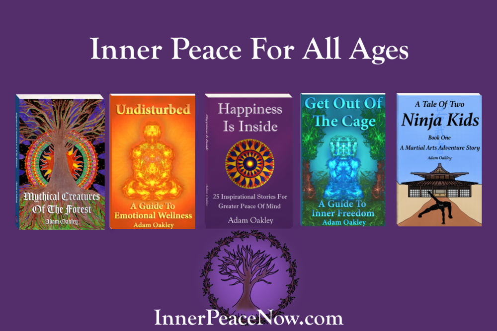 Books to go more deeply into your inner peace, enhance your life and accelerate your awakening...