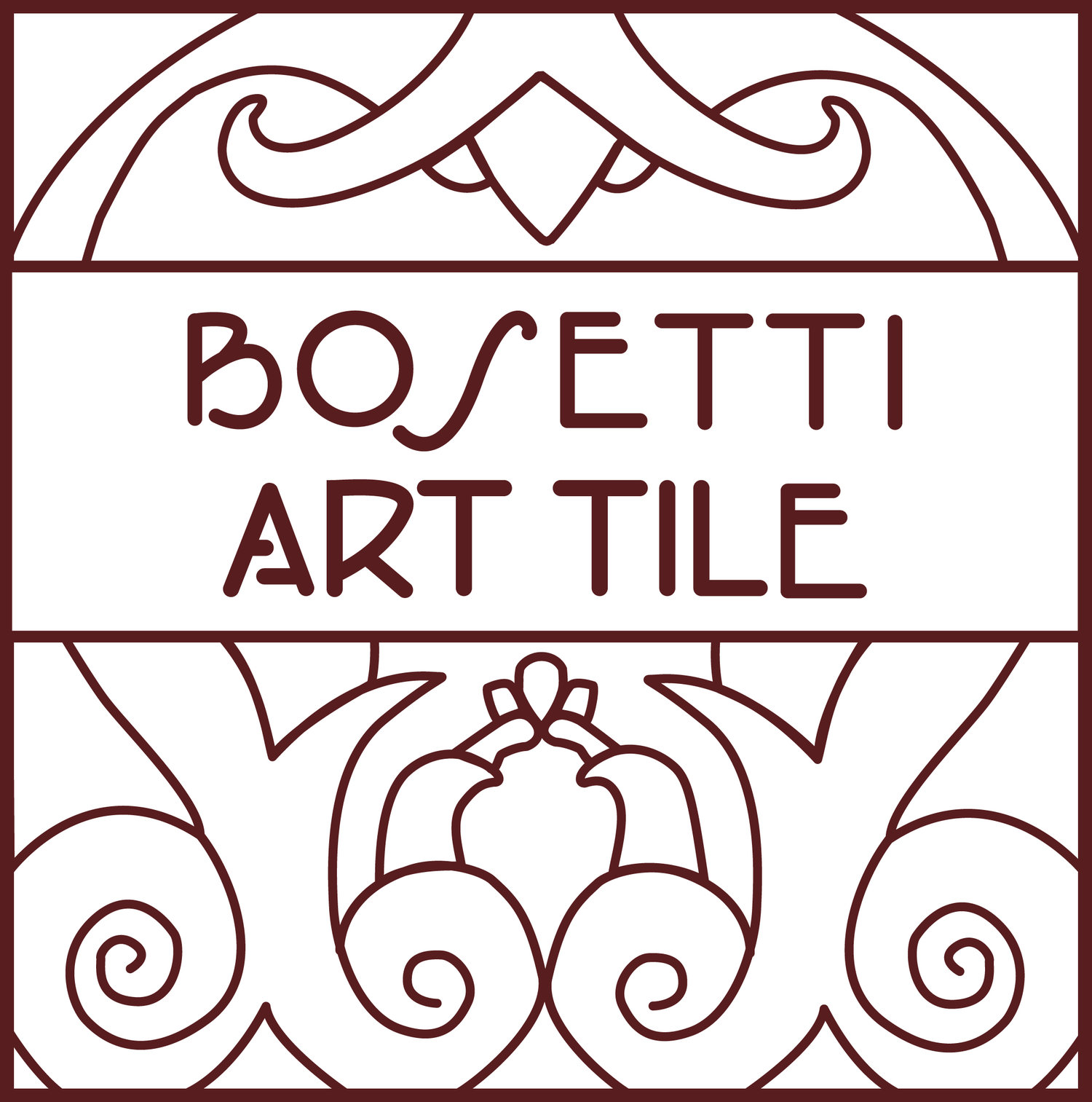 Bosetti Art tile