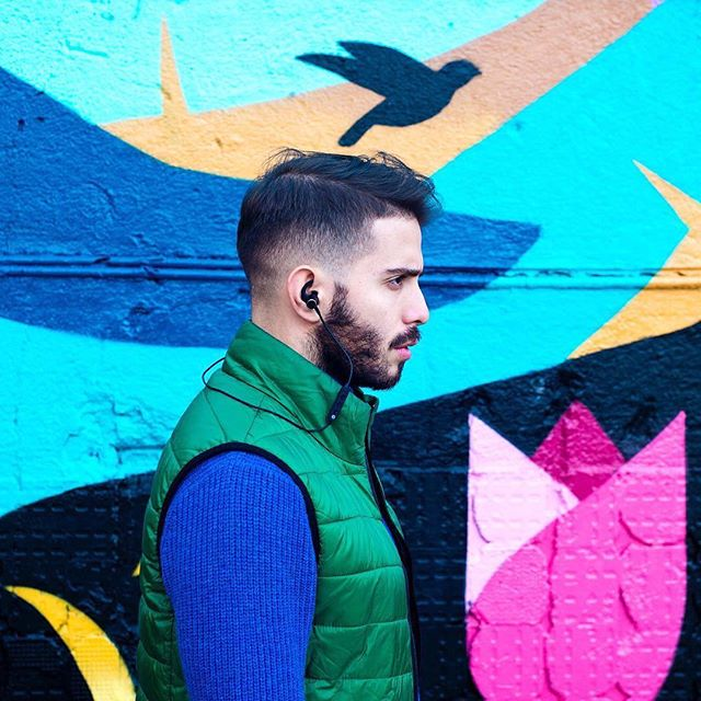 Enjoy the colorful world and wonderful music. Cool! X1 Wireless Shooting by @degoista  #jayfi #jayfiX1 #jayfimusic #jayfi4fans #shooting #design #music #life #fashion #earphones #headphones#wireless #bluetooth #instagood #instalike #instaphoto #lifestyle #photooftheday #cool #freedom #fun #moment #sports #spain