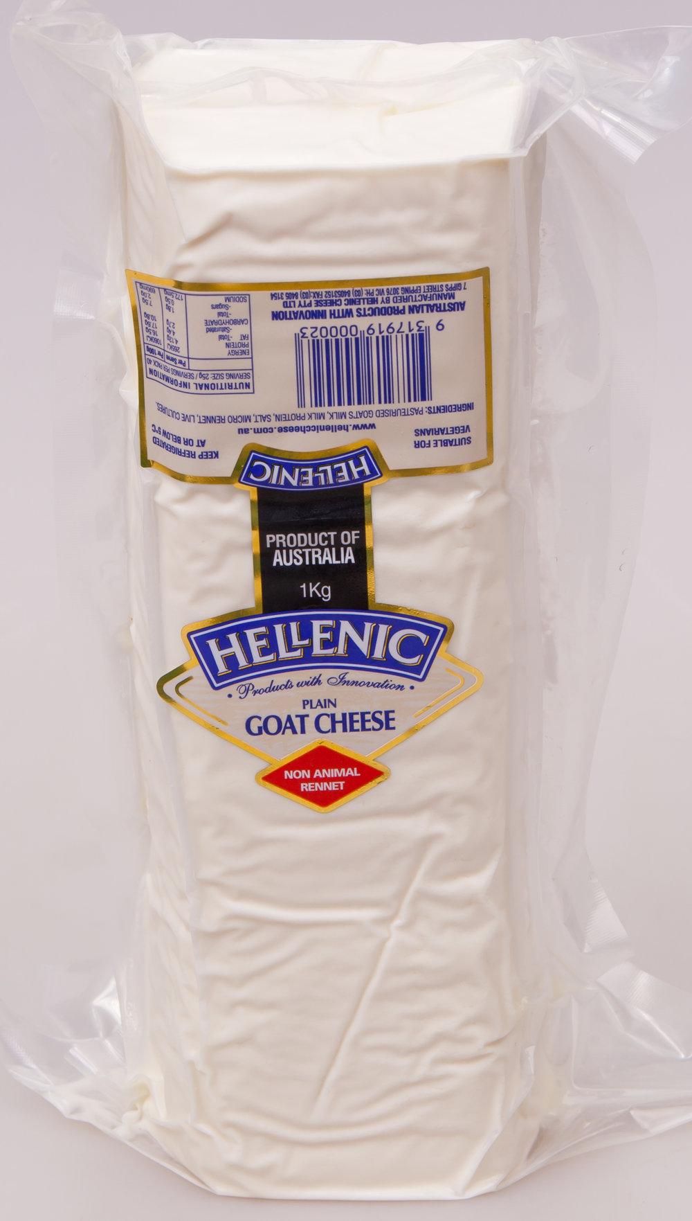 Goat Cheese - Plain 1kg