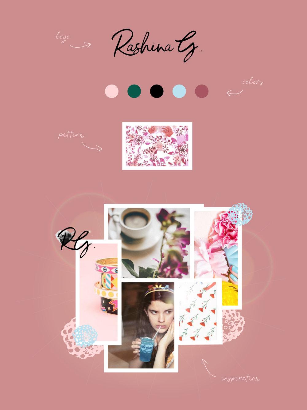 Design_Branding for Rashina G