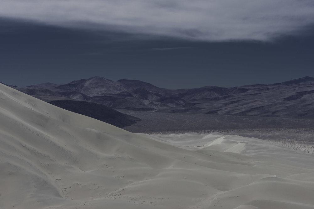 Eureka Dunes / California