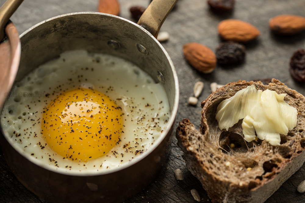 Oeuf Cocotte / Food