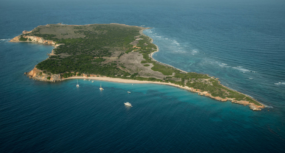 Tintamarre Island / Travel