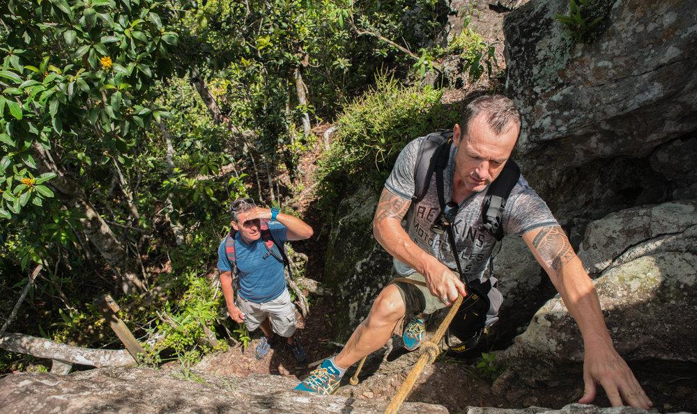 St Eustatius / Travel