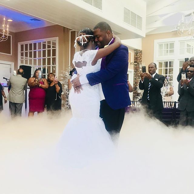 First Dance on clouds ☁️☁️☁️ Because it should feel magical ✨