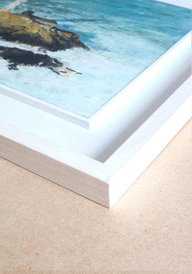 Fox Framing - canvas