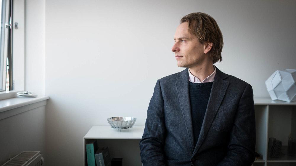 The Designer - Øivind Alexander Slaatto