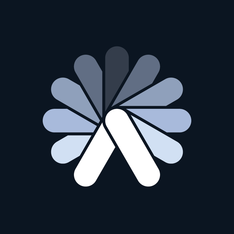 The 'Petals' can also be isolated for use as an icon.
