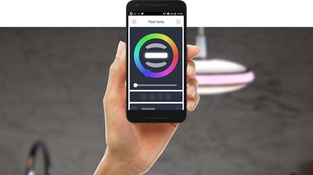 app control shade orb