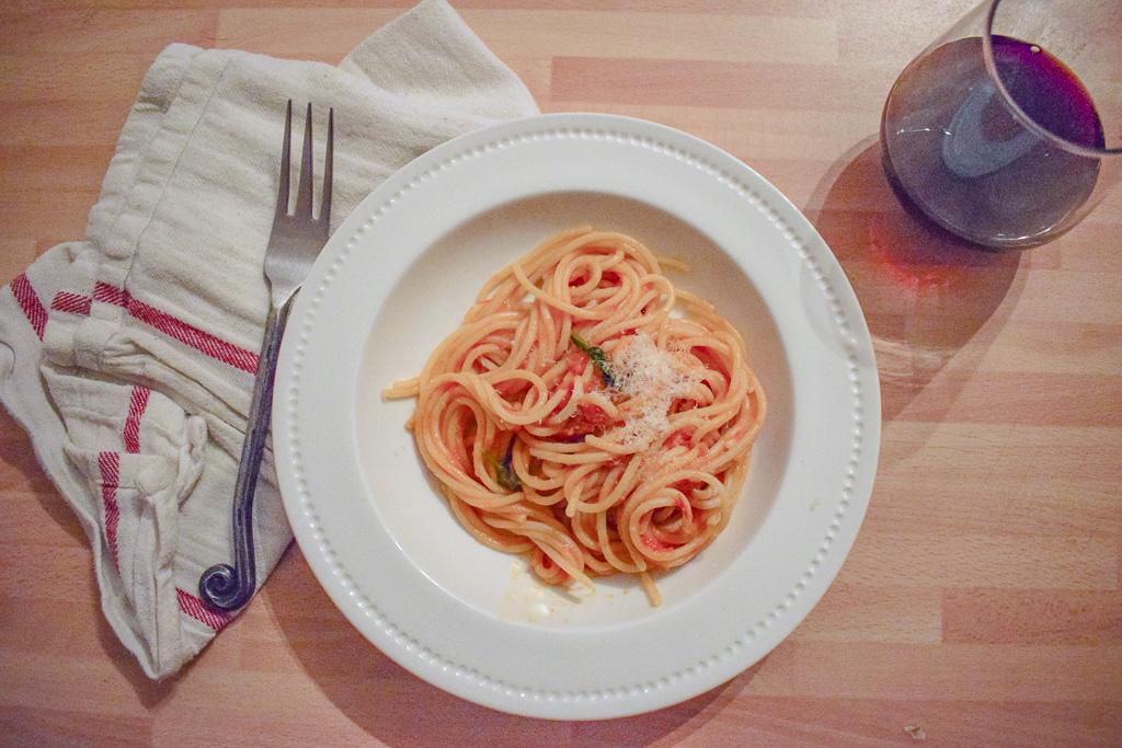 Spaghetti Al Tonno My Mother S Stove