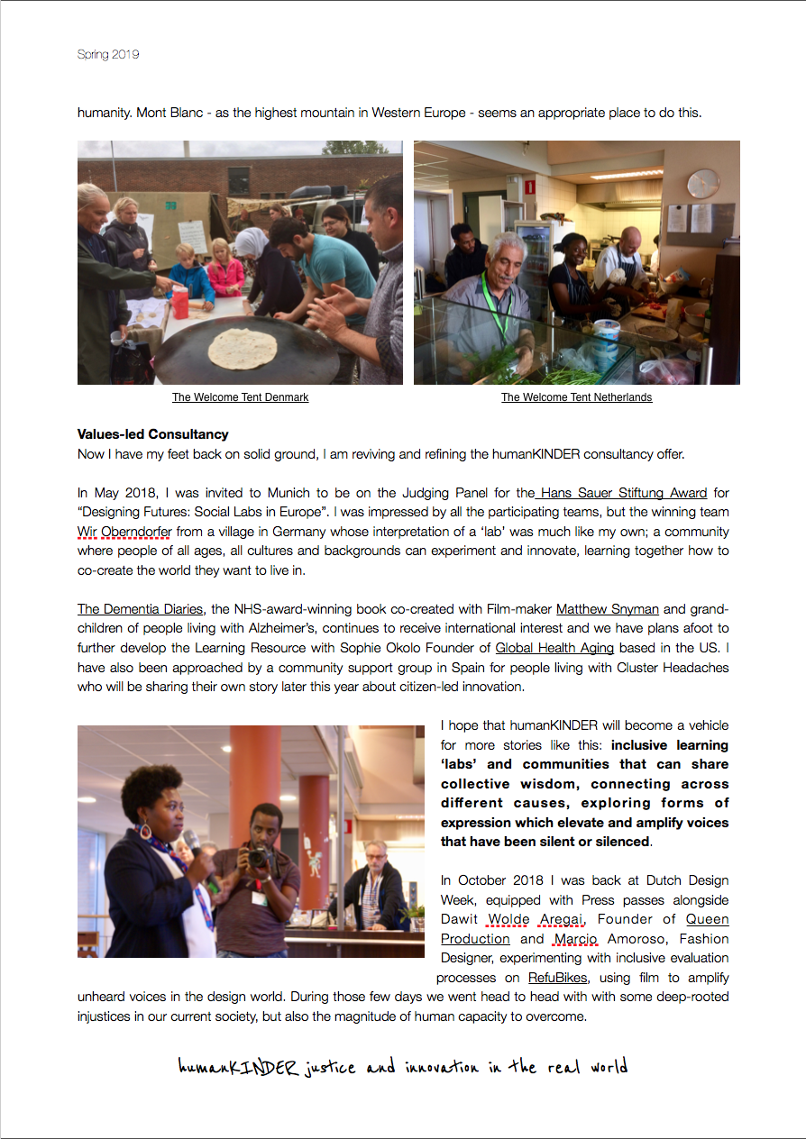 hK The Welcome Tent Spring Newsletter 2019 2:4.png