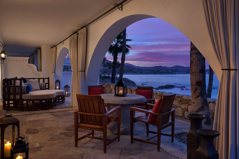 One&Only Palmilla Guestroom