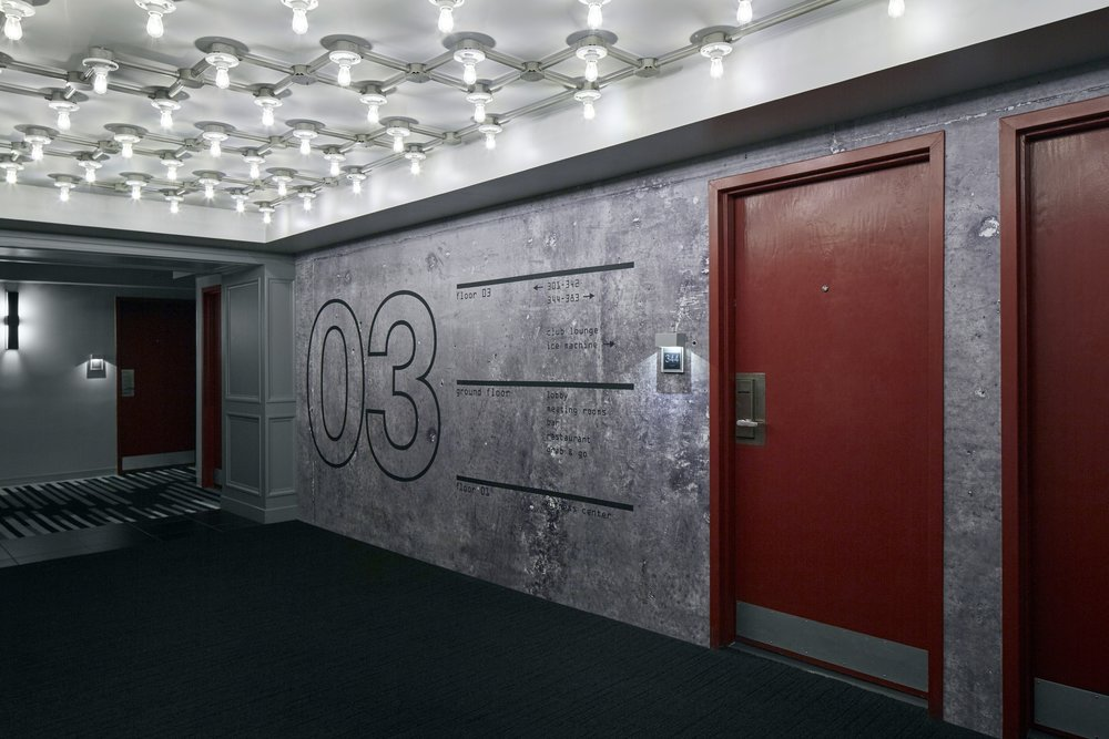 Pier 2620 Corridor